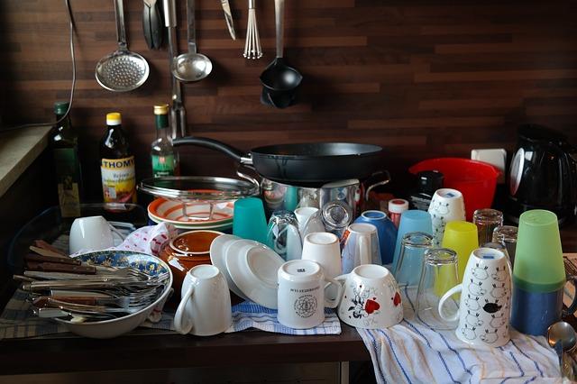 umývání