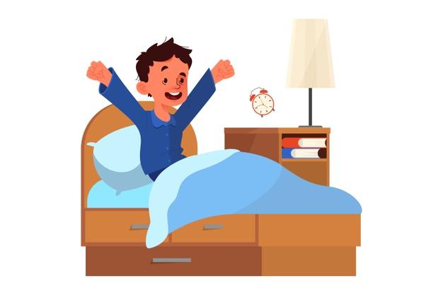 school-boy-schedule-concept-little-boy-waking-up-with-sun-good-mood-resting-bedroom-morning-awakening_277904-5165